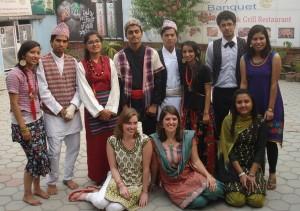 IMCC Nepals støtteindsamling