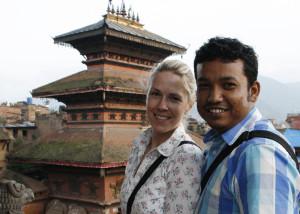 Hjelp oss å hjelpe Nepal!