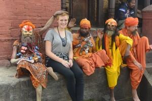 Nepal treng di hjelp