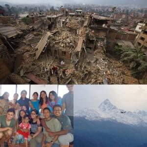 Støt ofrene for jordskælvet i Nepal!