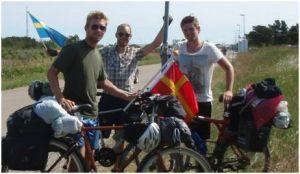 Cykla för Östersjön genom Sverige
