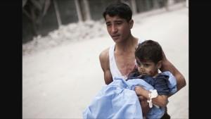 1,6 millioner uskyldige børn på flugt lige nu!