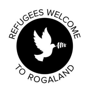 Pengeinnsamling - Refugees Welcome To Rogaland