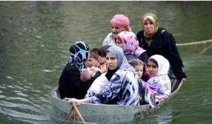Hjælp flygtninge fra Syrien