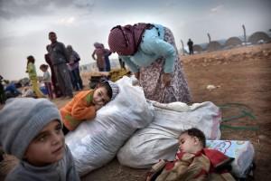 Bli med å hjelpe barn og flyktninger i akutt nød.