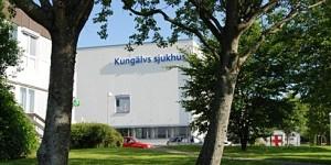 Vi på Kungälvs sjukhus