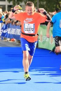 19. september løper jeg for barn på flukt.