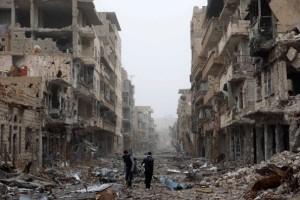 Dagslønn til Syria