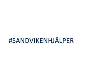 #Sandvikenhjälper