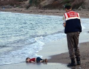 Gi ditt bidrag til flyktningkrisen i Europa