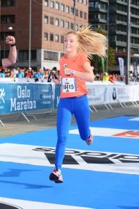 Løper for barn på flukt