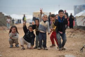 Innsamling for flyktningene i Europa