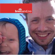 Vi i Breiband.no - Gi 200,- til flyktningkrisen