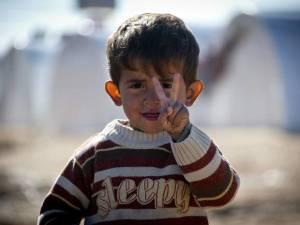 Hjælp til Syrien