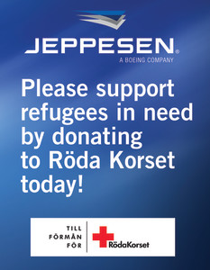 Jeppesen supports refugees in need