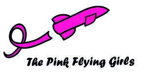 Støtt Rosa Sløyfe-aksjonen. Bli en Pink Flying Girl!
