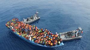 Hjelp for flyktninger