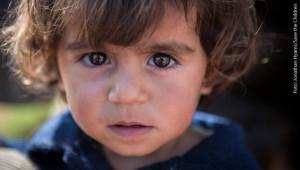 Kære venner. Syriske børn har brug for din hjælp!
