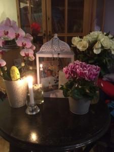 Til minne om aasta Blom  ( vår mamma )