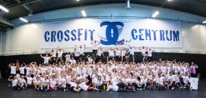 CrossFit mot Kreft