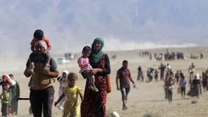 Flygtninge og invandre