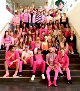 Eidarussen 2016 mot brystkreft!
