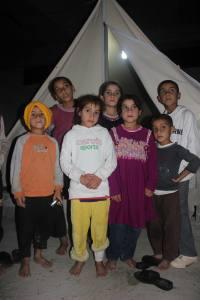 Juleaksjon 2015- støtt de internt fordrevne i Irak