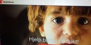 Hjelp barn på flukt - DonasjonsYoga