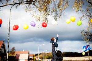 Støtt Redd Barnas arbeid for barna i Norge