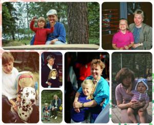 7 kuukautta ja 7 maratonia  - äidin muistolle