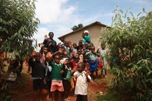 Opetuksen kehittäminen Kisumussa Keniassa