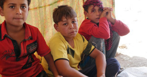 Aid for refugees in Fallujah needed