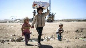 Hjælp udsatte børn på flugt