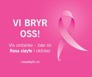 ROSA SLØYFE-LØP i Stavåsen!