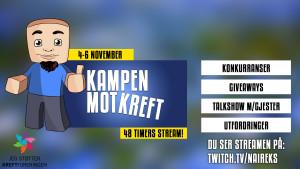 Kampen Mot Kreft - 48 Timers Livestream