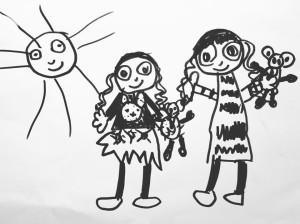 Sia og Ritas julehjælp