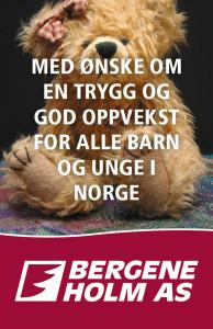 Barn i Norge trenger også hjelp
