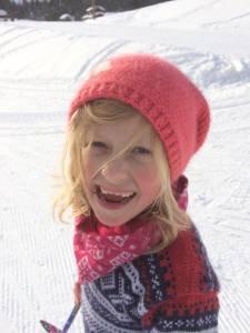 Frå Olive Gjendines 8-års dag