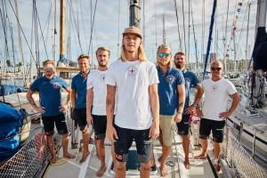 alohas segling för haven