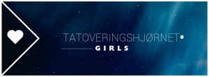 Tatoveringshjørnet • girls  》mot barnekreft