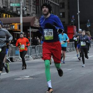 Otis's Marathon Fundraising