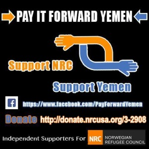 Pay It Forward For Yemen