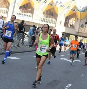 Mireille voor UNICEF: Rift Valley Marathon