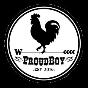Proud Boys #ruusunuorelle -keräys