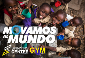Únete con Spinning Center Gym a movamos al mundo