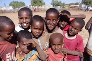 Sultkatastrofe i Somalia