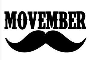 Movember (Eturauhas syövälle varan keruu)