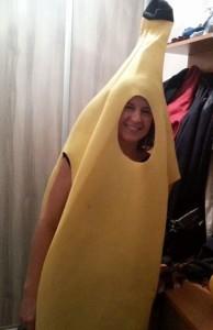 Banan biega!