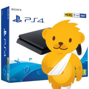 6 kpl PS4-konsoleita lastenklinikalle!