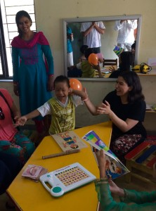 Nadjas insamling till SOS Barnbyar